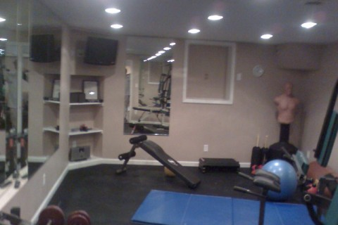 Cantor home gym
